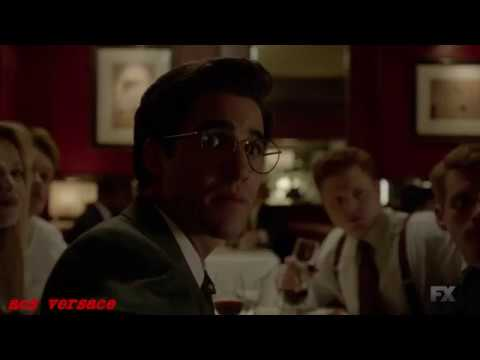 American Crime Story, Versace 2x07- Andrew and David meet for the first time (HQ)