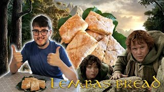 FILM RECIPE | LEMBAS BREAD IN THE LORD OF THE RINGS (2001-2003) TRILOGY