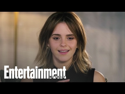 Thumbnail: Emma Watson Burst Into Tears When She First Saw Hermione In 'Cursed Child' | Entertainment Weekly