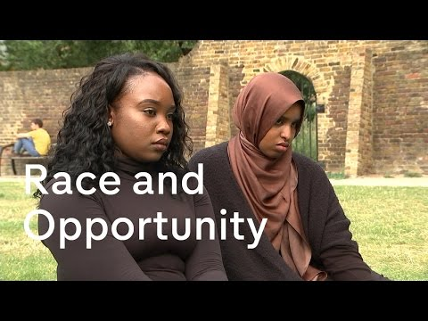 Race and Opportunity: British black and Asian graduates earn 23 percent less than white people from YouTube · Duration:  3 minutes 12 seconds