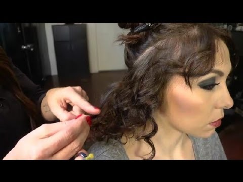 How To Layer Curly Hair Without Making It Poofy Hair Styling For