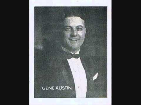 Gene Austin - A Garden in the Rain (1929)