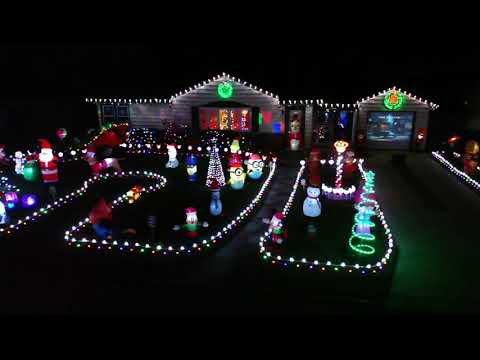 New Holiday Light Show Coming To Pnc Bank Arts Center