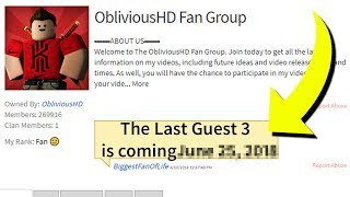THE LAST GUEST 3 SNEAK PEEK! *LEAKED* (Roblox)