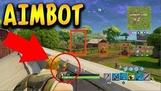 Using an aimbot on a little kid! HILARIOUS!