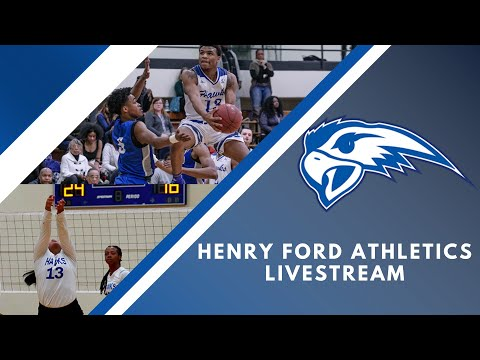02/28/21 - Henry Ford College Basketball vs Mid Michigan