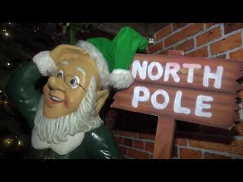 Housing Units Christmas Grotto 2016