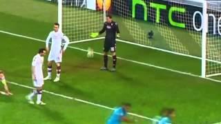 Обзор Зенит  Торино 2-0 -0 Лига Европы 1/8 Финала (12 03 15)