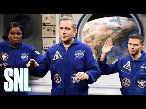 Space Station Broadcast - SNL