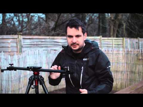 PROAIM ZEAL 2ft DSLR camera slider Review