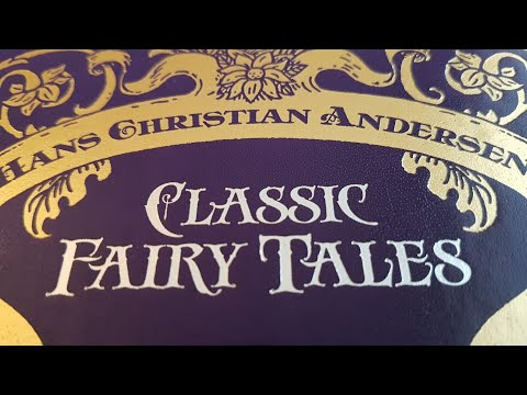 Hans Christian Andersen Classic Fairy Tales - Barnes and Noble Leatherbound review