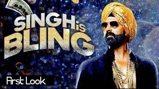 Singh is Bling Official Trailer Akshay Kumar Amy Jackson