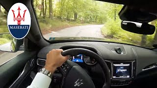 Maserati Levante S POV Drive & Start Up 430BHP V6 - Great Sound, YouDrive