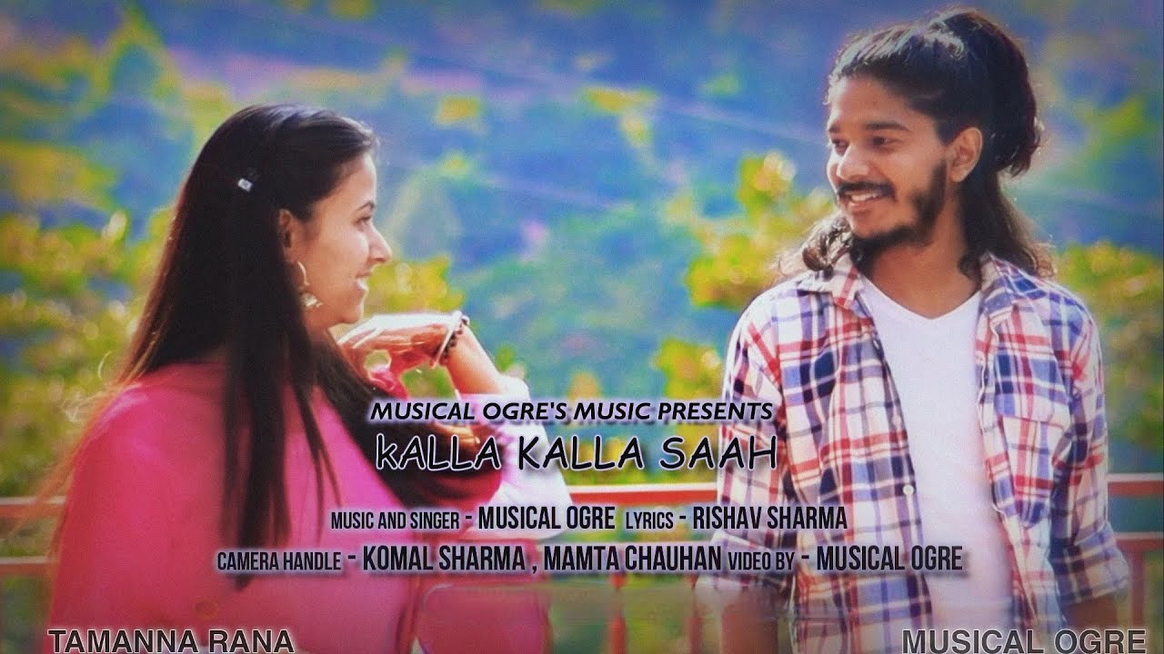 Download Kalla Kalla Saah Official Video| Musical Ogre | Rishav Sharma | New Punjabi Song 2021