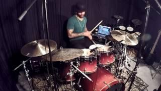 Bruno Mars - 24K Magic - Drum Cover