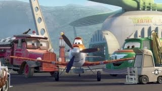 "Planes ""Take Flight"" Trailer Official - Dane Cook"
