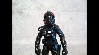 """Gamestop Exclusive - Battlefront 2 Inferno Squad Agent - Star Wars 6"""" Black Series Review"""