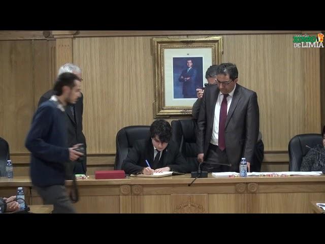 Pleno ordinario de decembro do 2017