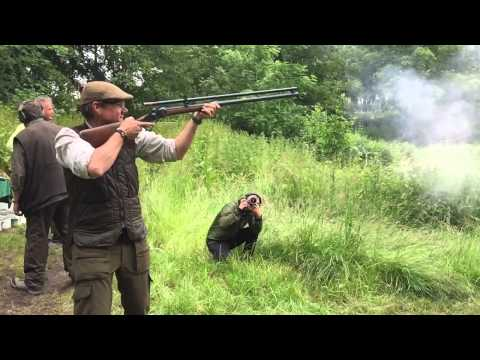 Sharps-riffel I Kaliber .45-120