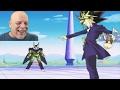 "REACTION VIDEO | ""TFS Cell Games: Cell vs Yami Yugi"" - Epic Battle!"