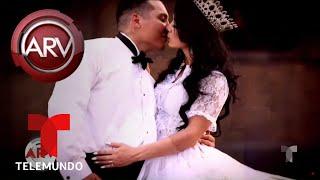 La boda de Edwin Luna y Kimberly Flores llena de lujos y polémica | Al Rojo Vivo | Telemundo