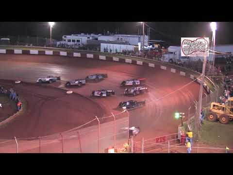 Rome Speedway 5/28/17 Super Late Model Heats!