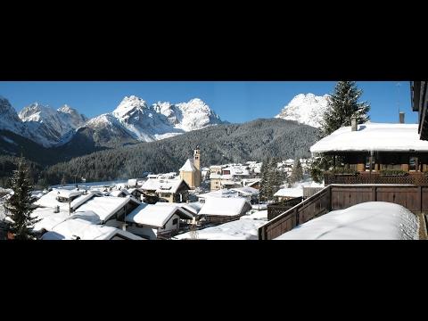 Tre Cime - Dolomiti - Geo Rai3 - 16/02/2017