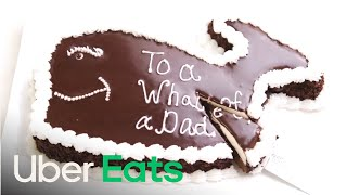 How We Made It: Carvel's Fudgie the Whale | Uber Eats