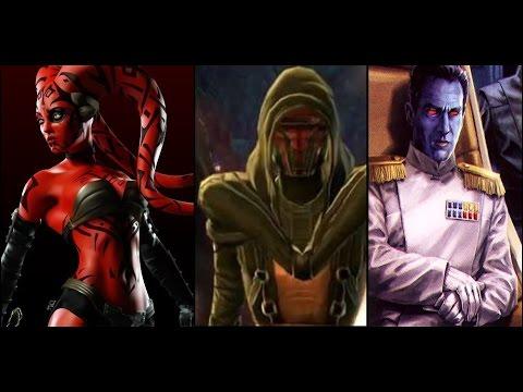 Star Wars 3x3 Fakten Darth Talon Revanchisten Thrawn Youtube