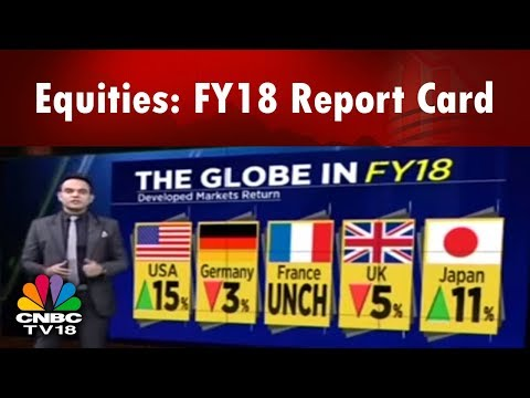 BUSINESS SATURDAY | Equities: FY18 Report Card | CNBC TV18