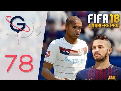 FIFA 18 : CARRIÈRE PRO FR #78 - Trophée Europe