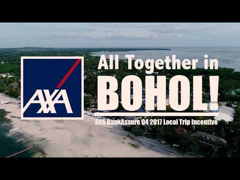 AXA ALL TOGETHER IN BOHOL! (Same Day Edit)