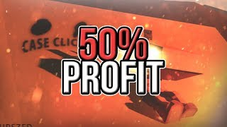 [Roblox] Case Clicker: HOW TO MAKE 50% PROFIT OUT OF CASES (EASY & FAST)