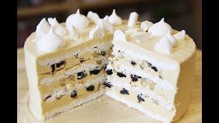 Рецепт торта Графские Развалины
