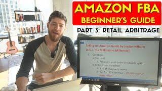 How To Sell On Amazon Fba 3 Retail Arbitrage Ra