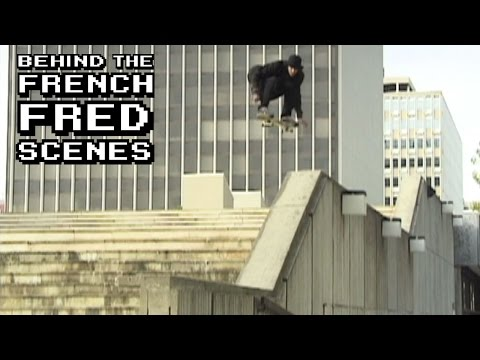 Behind the French Fred Scenes: Ali Boulala in Lyon