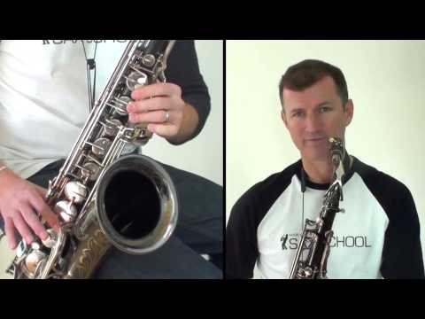 Mo Better Blues Free Online Jazz Saxophone Lesson Learn How To Play Tenor Sax