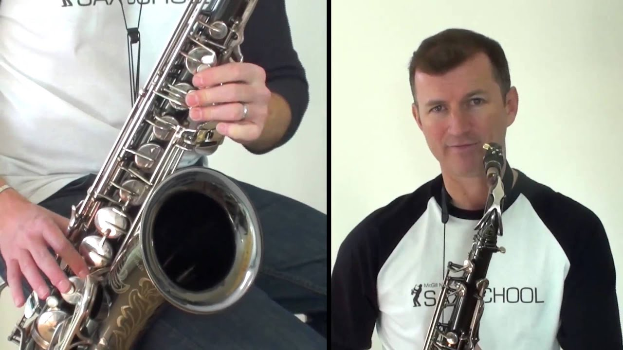 learn to play tannor sax pdf
