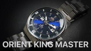 Orient King Master Reissue