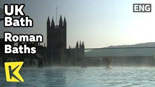 【K】UK Travel-Bath[영국 여행-배스]천연 …
