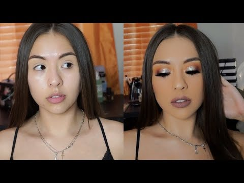 DRUGSTORE Prom Makeup 2018 ♡