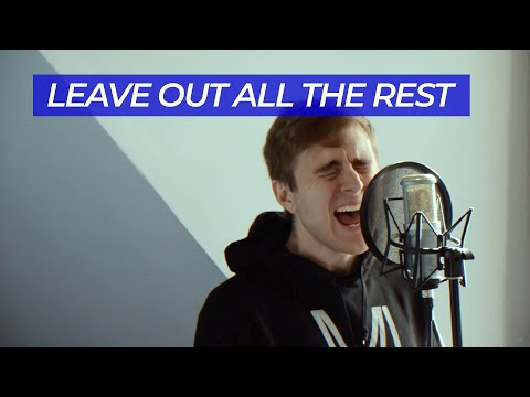 Linkin Park - LEAVE OUT ALL THE REST (Full cover)