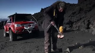 Volcano barbecue | Top Gear | BBC