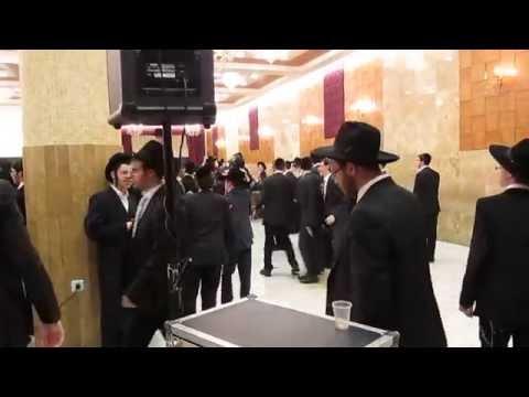 Еврейская свадьба у