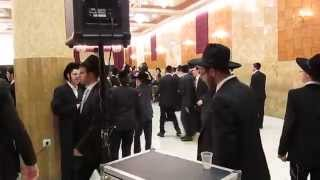 Еврейская свадьба у религиозных евреев