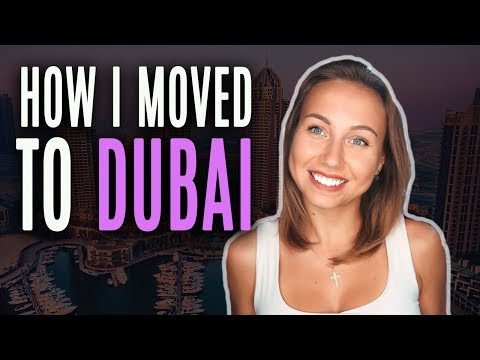✈🏙 How I Moved To Dubai | How I make money there.