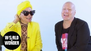 Drag Race Thailand - Interview with Art Arya & James St. James