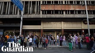 7.3 magnitude earthquake in Venezuela rocks buildings and cars