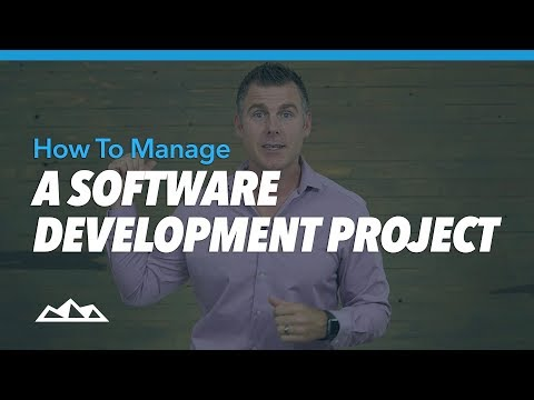 How To Manage a Software Development Project | Dan Martell