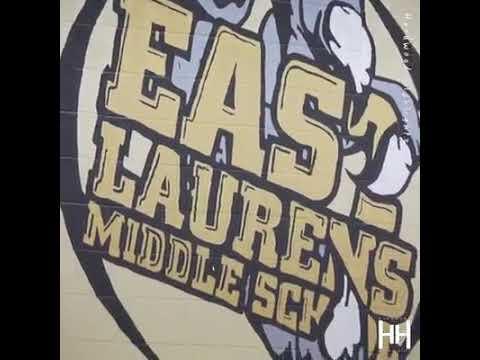 East Laurens Middle School Boys'Basketball Josiah Billups 6th grade